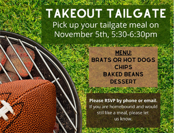 Takeout Tailgate