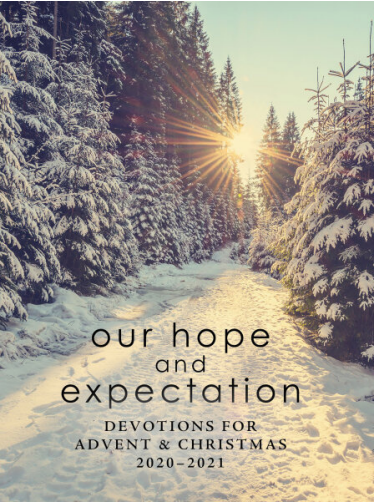 Our hope and expectation devotions