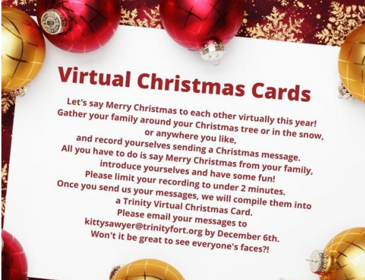 Virtual Christmas Cards