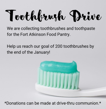 Toothbrush drive