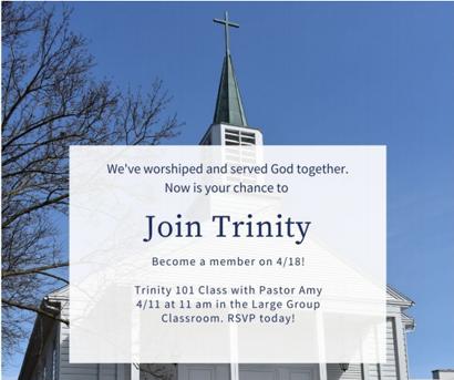 Join Trinity